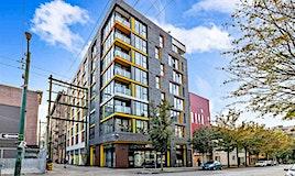 606-150 E Cordova Street, Vancouver, BC, V6A 0E7