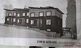 2109 W 35th Avenue, Vancouver, BC, V6M 1J2
