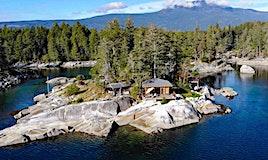 DL3014 Hummingbird Island, Pender Harbour Egmont, BC