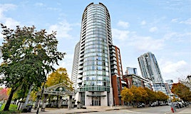 1902-58 Keefer Place, Vancouver, BC, V6B 0B8