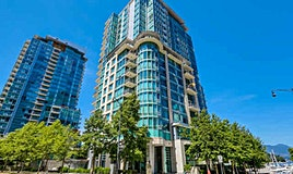 1602-499 Broughton Street, Vancouver, BC, V6G 3K1