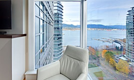1804-1205 W Hastings Street, Vancouver, BC, V6E 4T7