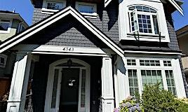 4343 W 12th Avenue, Vancouver, BC, V6R 2P9