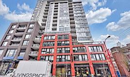 1507-188 Keefer Street, Vancouver, BC, V6A 0E3