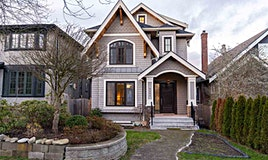 3691 W 23rd Avenue, Vancouver, BC, V6S 1K6