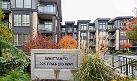 318-225 Francis Way, New Westminster, BC, V3L 0G1