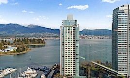 2204-555 Jervis Street, Vancouver, BC, V6E 4N1