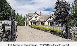25369 Dewdney Trunk Road, Maple Ridge, BC, V4R 1X8