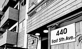 215-440 E 5th Avenue, Vancouver, BC, V5T 1N5