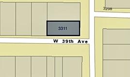 3311 W 39th Avenue, Vancouver, BC, V6N 3A3
