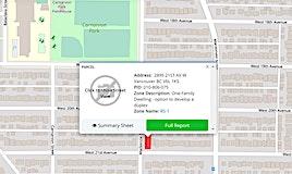 2895 W 21st Avenue, Vancouver, BC, V6L 1K5