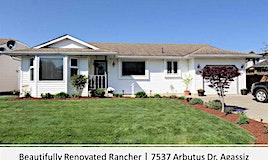 7537 Arbutus Drive, Agassiz, BC, V0M 1A2