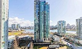 1107-455 Beach Crescent, Vancouver, BC, V6Z 3E5