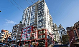 1810-188 Keefer Street, Vancouver, BC, V6A 0E3