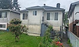 855 Nanaimo Street, Vancouver, BC, V5L 4S8