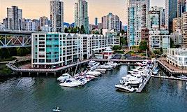 2203-1000 Beach Avenue, Vancouver, BC, V6E 4M2
