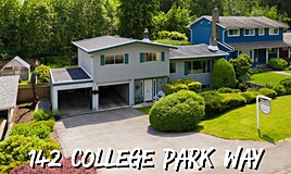 142 College Park Way, Port Moody, BC, V3H 1S4