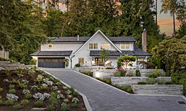 4627 Caulfeild Drive, West Vancouver, BC, V7W 1E9