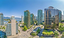 1003-1415 W Georgia Street, Vancouver, BC, V6G 3C8