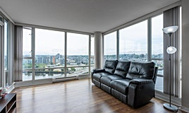 2205-1033 Marinaside Crescent, Vancouver, BC, V6Z 3A3