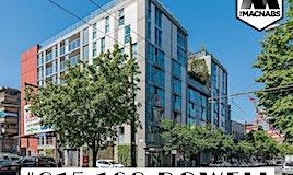 815-168 Powell Street, Vancouver, BC, V6A 0B2