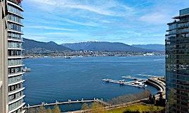 2004-1205 W Hastings Street, Vancouver, BC, V6E 4T7