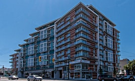 724-180 E 2nd Avenue, Vancouver, BC, V5T 1B5