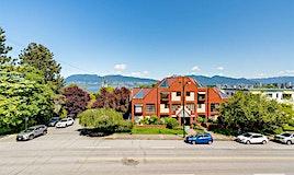 201-2494 Cornwall Avenue, Vancouver, BC, V6K 1B8
