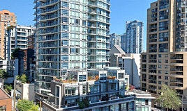 807-1308 Hornby Street, Vancouver, BC, V6Z 0C5