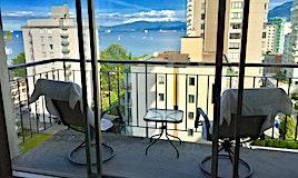 1102-1251 Cardero Street, Vancouver, BC, V6G 2H9