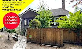 3636 W 29th Avenue, Vancouver, BC, V6S 1T4