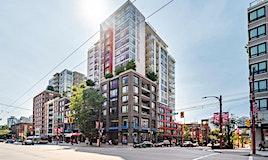 1106-188 Keefer Street, Vancouver, BC, V6A 0E3