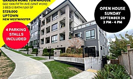 G02-1306 Fifth Avenue, New Westminster, BC, V3M 0K5