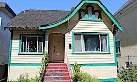 1517 Frances Street, Vancouver, BC, V5L 1Z2