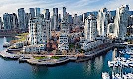 112-1288 Marinaside Crescent, Vancouver, BC, V6Z 2W5
