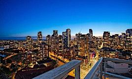 2706-1199 Marinaside Crescent, Vancouver, BC, V6Z 2Y2