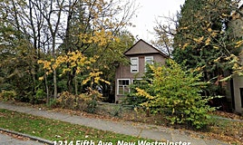 1214 Fifth Avenue, New Westminster, BC, V3M 1Y8