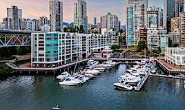 1402-1000 Beach Avenue, Vancouver, BC, V6E 4M2