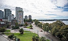 6-1861 Beach Avenue, Vancouver, BC, V6G 1Z1