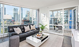 1106-1438 Richards Street, Vancouver, BC, V6Z 3B8