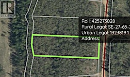 Lot-19 Bison Ridge (Tower Road), Rural Athabasca County, AB, T9S 2A5