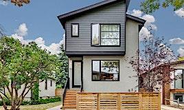 1,-309 12 Avenue Northeast, Calgary, AB, T2E 1A5
