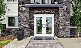 107,-12 Sage Hill Terrace Northwest, Calgary, AB, T3R 0W6