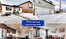 7740 46 Avenue Northwest, Calgary, AB, T3B 1Y2