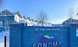 205,-881 Sage Valley Boulevard Northwest, Calgary, AB, T3R 0R1