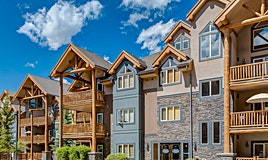 206,-175 Crossbow Place, Canmore, AB, T1W 3H7