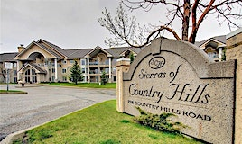 306-728 Country Hills Route Northwest, Calgary, AB, T3K 5K8