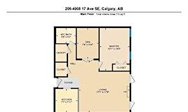 206-4908 17 Avenue Southeast, Calgary, AB, T2A 0V4