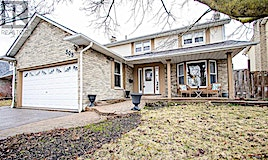 308 Prince Of Wales Drive, Whitby, ON, L1N 6P6