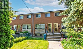 89 Badgerow Avenue, Toronto, ON, M4M 1V5